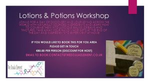 lotions-potions-workshop-ireland