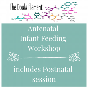 breastfeeding workshop