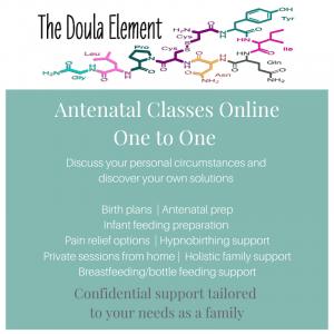 online antenatal classes